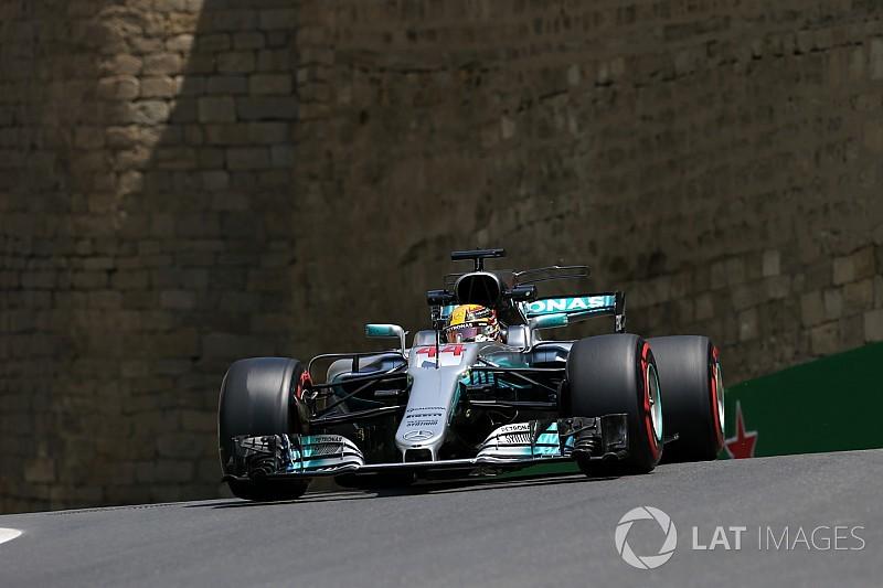 【F1】ハミルトン「タイヤコンパウンドが硬すぎる、悪夢のようだ」
