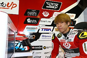 Moto2 Breaking news Nagashima gantikan Nakagami di Honda Team Asia