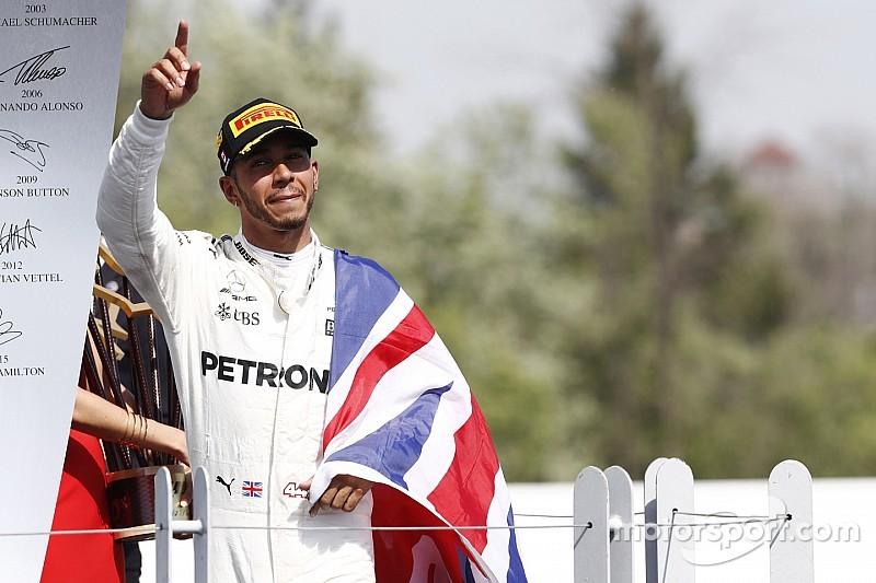 Гран Прі Канади: Хемілтон без проблем виграв гонку