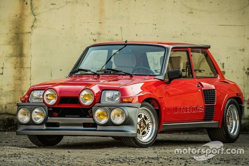 Deze Unieke Renault 5 Turbo 2 Evolution Staat Te Koop Automotive