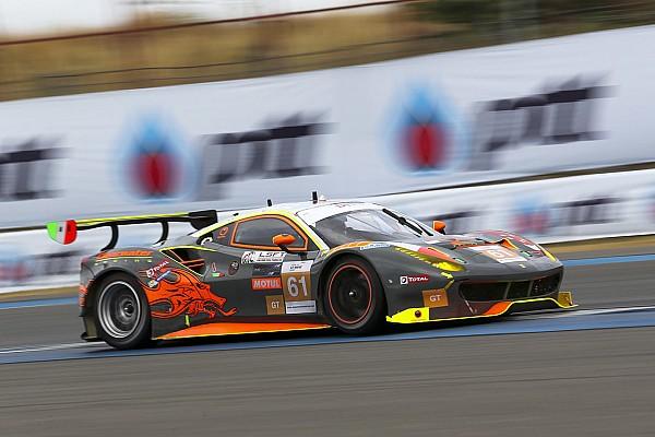 Asian Le Mans 2016 Asian LMS champion steps up to FIA WEC