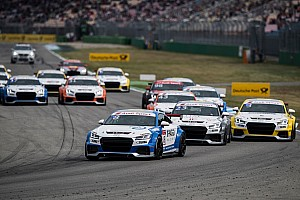 Tourenwagen News Geringes Interesse: Abt Audi TT Cup 2018 abgesagt