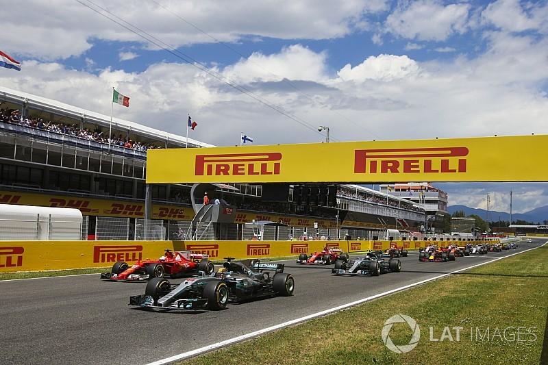 Формула 1 перейшла на новий час старту Гран Прі