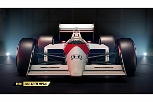Videogames Nieuws Klassieke Formule 1-auto's terug in F1 2017