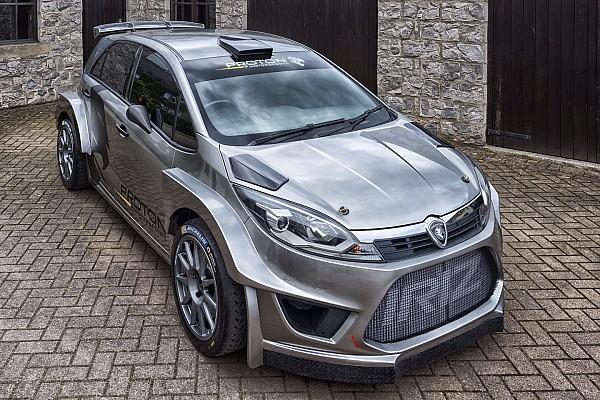 Proton вернется в WRC в 2018 году