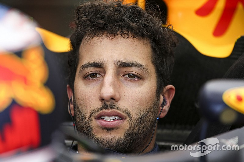 【F1】5位のリカルド「序盤は優勝すら可能だと思っていたのに……」