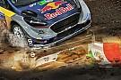 WRC Галерея: магія WRC у серці Мексики