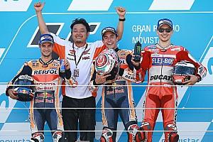 MotoGP Fotostrecke Alle MotoGP-Sieger des GP Aragon in Alcaniz