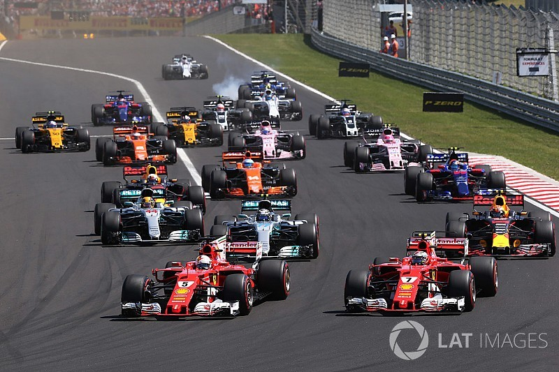 Carey reconoce que la F1 se enfrenta a un desafío con la televisión