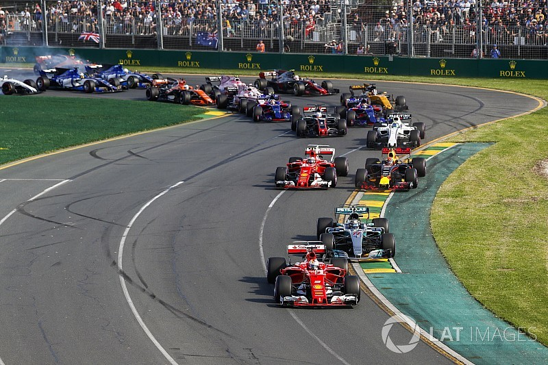 Australien-GP: Melbourne-Promoter begeistert von Liberty Media