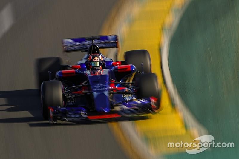 Из звуков двигателя машины Toro Rosso создали музыкальный трек