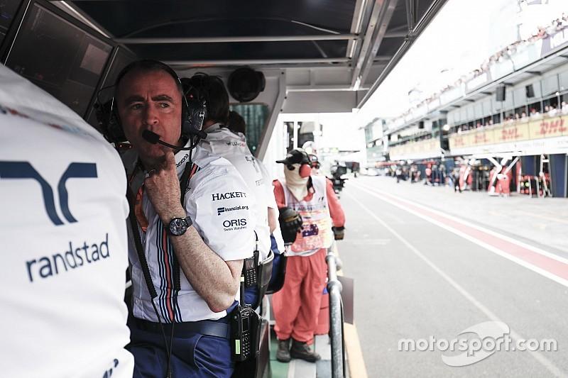 Лоу: Гран При Китая станет уроком для Williams