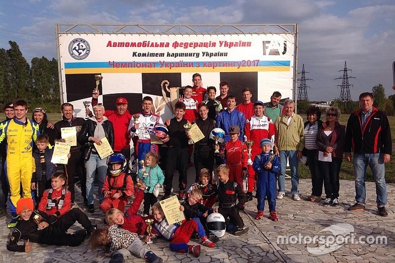 Чемпіонат України та Кубок Дитячої Академії Картингу, VI-й етап