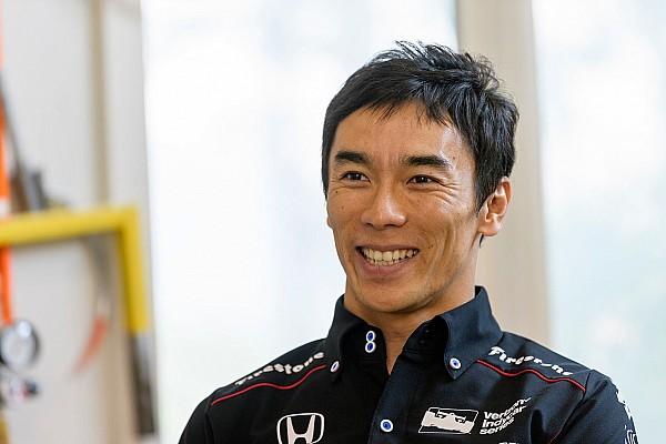 佐藤琢磨、RLL復帰後のフェニックス・オープンテストで2番手。同僚と1-2占める