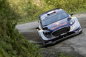 WRC Prova speciale Corsica, PS3: primo squillo di Ogier. Incidente per Tanak