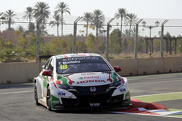 WTCC Sıralama turları raporu Marakeş WTCC: Yeni sezonun ilk pole pozisyonu Monteiro'nun oldu