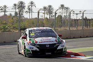 WTCC Qualifying report Marrakesh WTCC: Monteiro grabs first pole of new season
