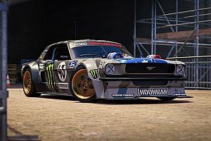 Automotive Breaking news You can drive Ken Block's 1,400-HP Hoonigan Mustang in Forza 7
