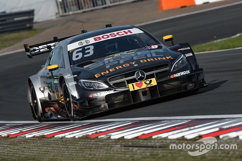 Engel, Mercedes'in DTM takımından ayrıldı