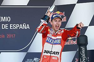 """MotoGP Noticias de última hora Lorenzo: """"Los que hablaron antes de tiempo, que se coman sus palabras"""""""