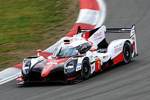 WEC Últimas notícias Toyota bate Porsche e conquista pole em Nurburgring