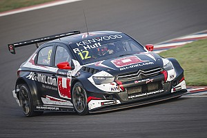 WTCC Réactions Rob Huff :