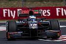 F2 Hungaroring: Rowland wint spektakelstuk, De Vries pakt podium