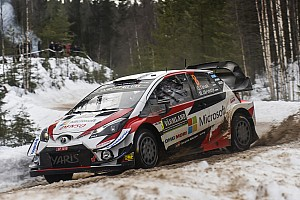 Sweden WRC: Tanak stretches lead over runner-up battle