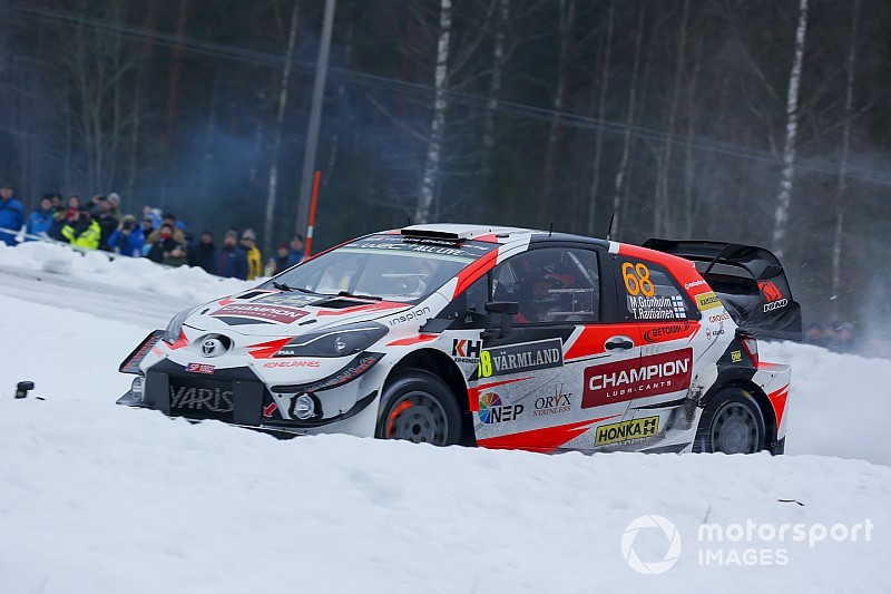Гронхольм окончательно завершил карьеру в WRC