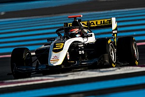 F3: Lundgaard lidera teste; Felipe Drugovich e Pedro Piquet são 10º e 17º