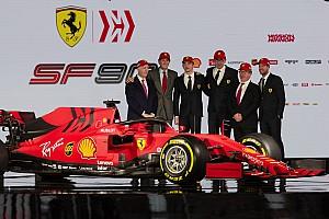 Vettel dapat prioritas utama dari Ferrari
