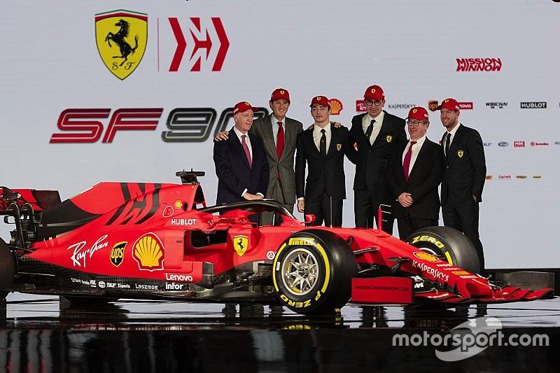 Ferrari prevé coches 1.5 segundos más lentos en 2019