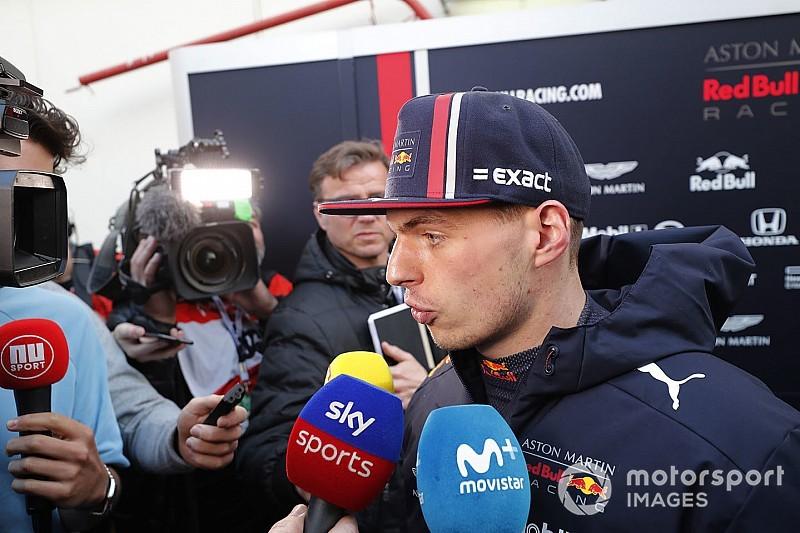 """Verstappen: Hiçbir zaman """"Çılgın Max"""" olmadım"""