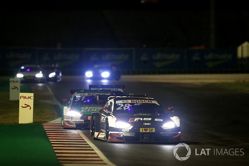 Pole para Loic Duval y Audi en Misano, con Juncadella 3º
