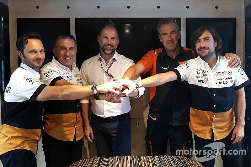 Il team Angel Nieto riparte dalla Moto2: nel 2019 correrà con due telai KTM