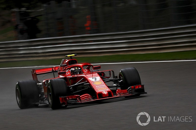 Ferrari, Temmuz ayında Monza'da SF71H ile reklam çekimi yapmış