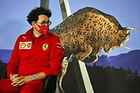 Ralf Schumacher: Binotto 1 emberes showműsora nem működik