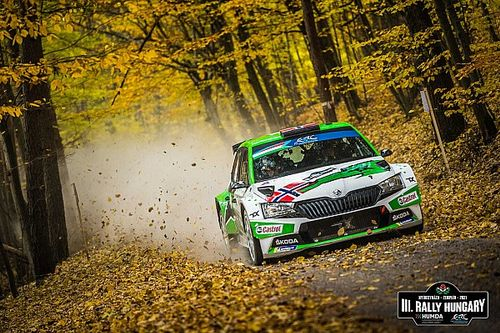 Rally Hungary: Gryazin győzött, Mikkelsen és Hadik bajnok!