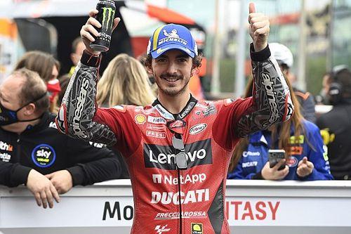 Emilia Romagna MotoGP: Bagnaia claims pole, Quartararo only 15th