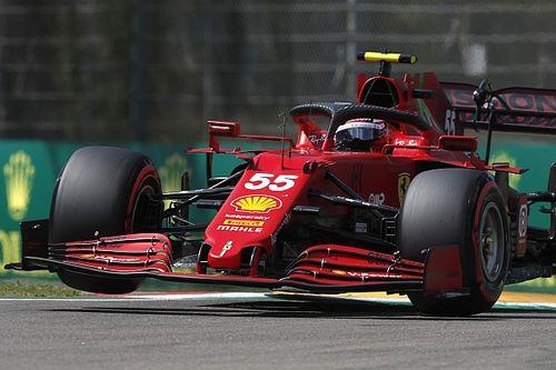 """Ferrari: """"Sainz no estuvo cómodo, pero tenemos la solución"""""""