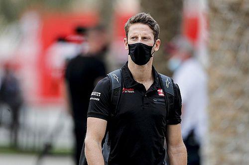 """Grosjean quer correr em Abu Dhabi: """"Preciso saber se serei capaz de voltar ao carro"""""""