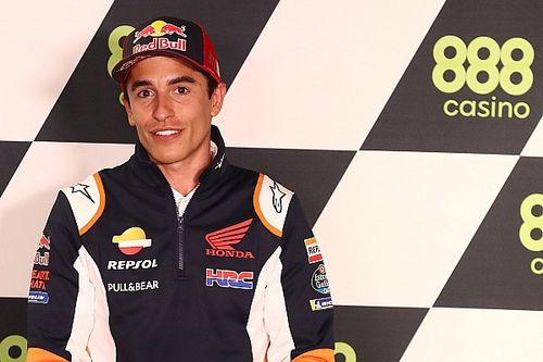 "Marquez nerveus voor rentree: ""Ik voel vlinders in m'n buik"""