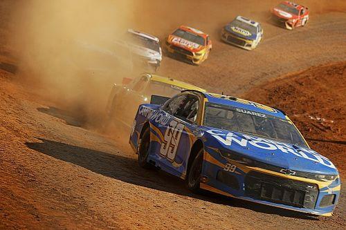 Галерея: Грязные гонки или как NASCAR решила вернуться к истокам