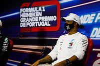 Videón a kör, amivel Hamilton megszerezte a pole-t Portugáliában
