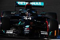 Hamilton supera Bottas e crava a pole para o GP de Portugal de F1