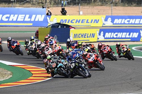 Le MotoGP déterminé à finir sa saison malgré les restrictions en Espagne