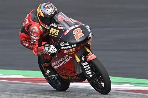 Moto3, tegola Gresini: Gabriel Rodrigo salta anche Misano