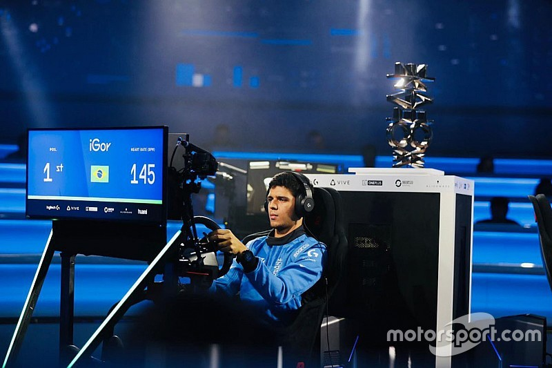 Esports racer could reach F1