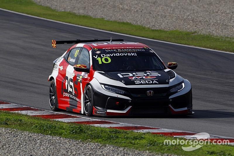 Davidovski e la PSS Racing continuano in TCR Europe nel 2019