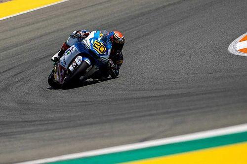Hasil Kualifikasi CEV Moto2 Spanyol: Dimas Ekky Tempati Baris Ketiga